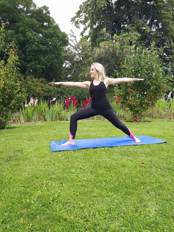Sutton Yoga Garden